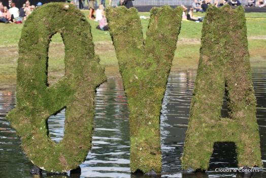 Bilder fra Øya-festivalen