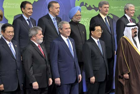 G20 Summit on Financial Markets and the World Economy